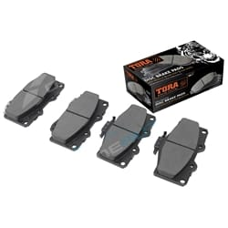 Front Disc Brake Pads Set Prado 90 Series 1996-02 KZJ90 KZJ95 RZJ90 RZJ95 VZJ90 VZJ95 Toyota