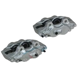2 Front Brake Calipers suits Toyota Surf 4Runner Hilux RN105 RN106 RN110 RN130 VZN130