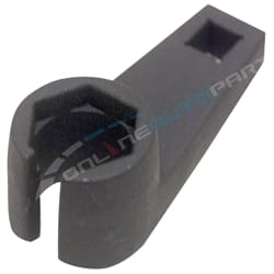 Oxygen O2 Sensor Socket Tool Offset 22mm 3/8