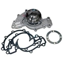 Water Pump Commodore V6 1988-7/2004 VN VP VR VS VT VU VX VY Holden 3.8L +Gasket | WP4000A