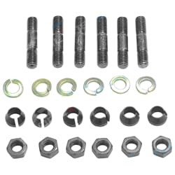 Front Axle Stud Kit suits Toyota Liteace 4wd Tarago YR31 YM40 YM41 4x4 Stud Nut Cone Washer Kit