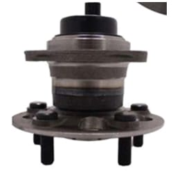 Wheel Bearing Hub Assembly (Rear LH or Rear RH) Aftermarket OEM Replacement | ZPN-07523