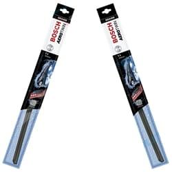 Pair Bosch Aerotwin Wiper Blades Ranger PJ PK Front Drivers & Passengers Side 2006 to 2011