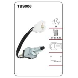 1 x Brake Stop Light Switch (Tridon) | TBS006