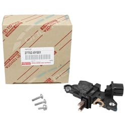 Alternator Regulator Genuine Toyota