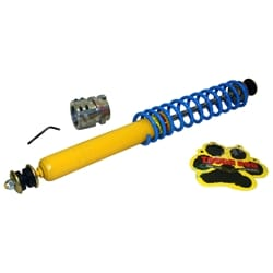 Return to Centre Damper GQ Y60 Patrol 8/89-97 Tough Dog Steering Stabiliser New incl Safari