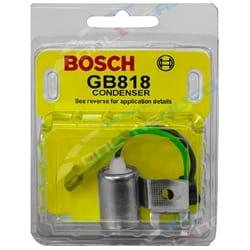 Bosch Ignition Condenser suits Holden Torana Sunbird LH LX UC 1.9L Opel Engine 1974 1975 1976 1977 1978 | GB818-C
