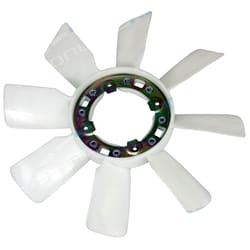 Engine Cooling Fan Blade suits Toyota Landcruiser 3F FJ62 FJ70 FJ73 FJ75 3F 4.0L Petrol 1984 to 1992 | 16361-61020