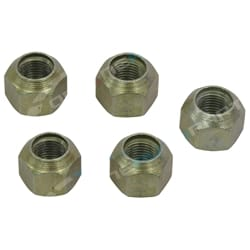 Set of 5 Wheel Nuts Suzuki Sierra 4x4 Maruti LJ SJ MG Drover Front or Rear | ZPN-02416