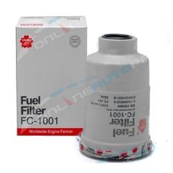Diesel Fuel Filter Triton MK 1996-2006 2.8L 4cyl 4M40 4M40T 2835cc Mitsubishi Ute - Sakura