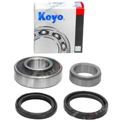 1 Rear Wheel Bearing Kit Suzuki Vitara Escudo 1988-98 SE416 SV420 4cyl SV620 V6
