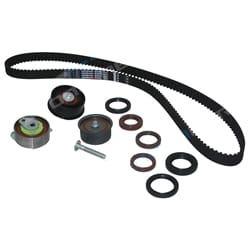 Timing Belt + Tensioner Kit Astra TS 1998-2005 1.8 4cyl X18XE Z18XE 1.8L 1796cc Petrol DOHC Holden | TB100