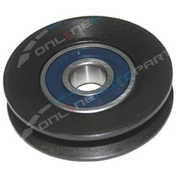 Engine V Belt Idler Bearing Pulley suits Nissan Patrol GQ GU RD28T 2.8L Diesel 1994 1995 1996 1997 1998 1999 2000 Y60 Y61 Safari | ZPN-11855