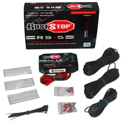 Electronic Rust Protection System (RustStop)
