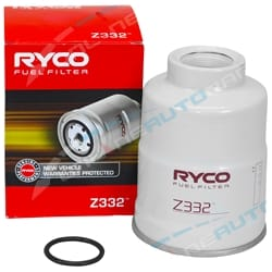 Ryco Diesel Engine Fuel Filter Z332