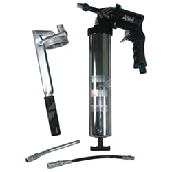 Grease Gun Pnuematic Air Operated Trigger Type Tool Trade Quality for Compressor Comes with Manual Lever to be used as Basic Gun | KC-500C