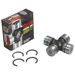 Rear Uni Universal Joint suits Landcruiser 4wd 40 60 70 75 78 79 80 100 105 Series fit Tail Shaft 1974 to 2010