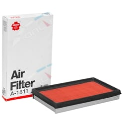 Sakura Air Filter Cleaner Holden Astra LD 4cyl 18LE 1.8L 1796cc Engine 1987 1988 1989   FA1811