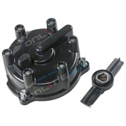 Genuine Nissan Ignition Distributor Cap +Rotor Set Patrol GU Y61 4.5L TB45E 4.5L Petrol 1997-2001 | ZPN-11635