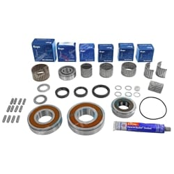 Gearbox Kit Manual (Undercar) Aftermarket OEM Replacement | ZPN-09374