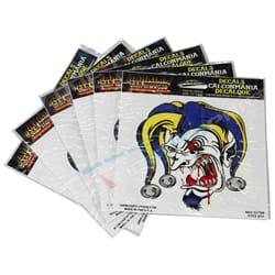 Mad Jester Car Bike Tattoo Vinyl Window Decal Sticker | CT80408