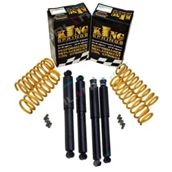 40mm Suspension Spring Lift Kit Suzuki Jimny 4x4 1998~2016