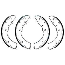 Brake Shoes Lining (Rear) Aftermarket OEM Replacement | N1886