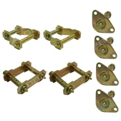 Greasable Swing Shackle x 4 + Pins x 4 suits Toyota HILUX | SKTHLFNB