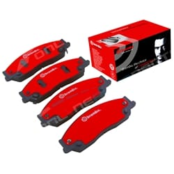 Front Disc Brake Pads Set suits Toyota Camry ACV36R MCV36R 9/2002~6/2006 Brembo