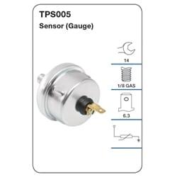 1 x Oil Pressure Gauge Sender (Tridon)   TPS005