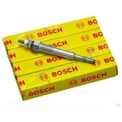 4 x Bosch Glow Plugs fit Gemini TE TF TG 1981-84 Diesel 8v SOHC 4cyl 4FB1 1.8L Engine | ZPN-14275