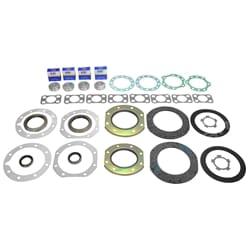 Swivel Hub Repair Kit suits Toyota Hilux LN106R RN105R 4X4 Steering Knuckle Bearings + Seals 1988 to 1999