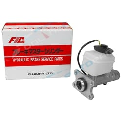 Brake Master Cylinder suits Landcruiser 80 Series -8/92 FJ80R HDJ80R HZJ80R 3F 1HZ 1HD-T Toyota 1990 to 8/1992