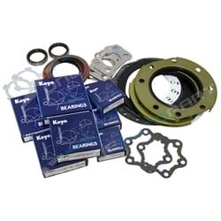 Swivel Hub + Wheel Bearing + Seal Kit suits Toyota Hilux 4x4 LN106 LN106R RN105 LN65 New Rebuild