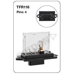 1 x Heater Fan Resistor (Tridon) | TFR116