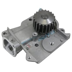 Water Pump Mazda B2000 UF Ute 4cyl FE 2.0L Petrol Engine 1985 1986 with 22mm Wide Timing Belt   ZPN-01153