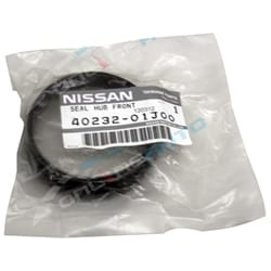 Oil Seal (or Front LH or Front RH) Genuine Nissan | 40232-01J00