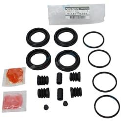 Genuine Nissan Front Brake Caliper Repair Kit suits Patrol GU Y61 4.8L TB48DE 2001 2002 2003 2004 2005 2006 2007 2008 2009 2010