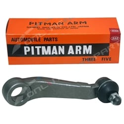 555 Pitman Arm Hilux 4Runner Ln130 RN130 VZN130 YN130 IFS 1989 - 7/1991 Japanese Made RHD | SP2720