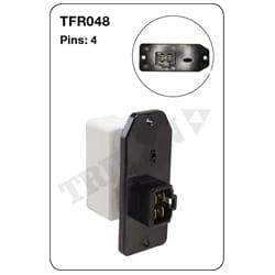 1 x Heater Fan Resistor (Tridon) | TFR048