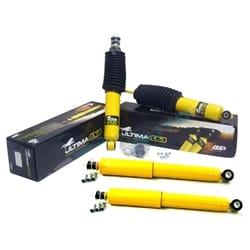 4 HD Gas Shock Absorbers 1991-00 Pajero NH NJ NK NL 4x4 Mitsubushi Front & Rear | ZPN-01972