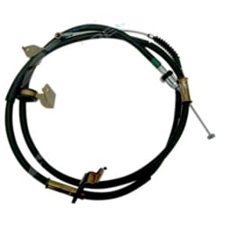 Hand Park Brake Cable suits Toyota Landcruiser BJ73 BJ74 FJ73 4X4 2door 4x4 Park Brake 1984 to 1990 | ZPN-09130
