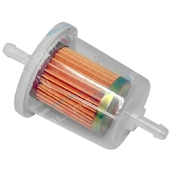 Sakura FS1004 In Line Plastic Fuel Filter alt Z14 Suits 5/16
