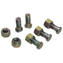 Rear Set of 5 Wheel Hub Stud & Nuts Sierra SJ LJ Holden Drover + Suzuki Maruti 4x4 Ute | ZPN-02417