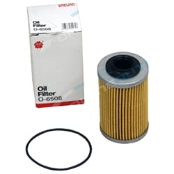 Cartridge Type Engine Oil Filter Alfa Romeo 159 V6 2006-2011 V6 JTS 3.2L 3195cc | ZPN-07955