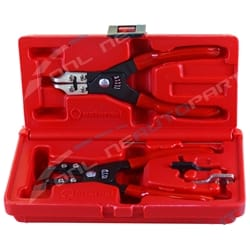 Trade Quality Professional Snap Ring Circlip Plier Set with Plastic Storage Case | ZPN-01767