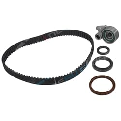 Timing Belt + Tensioner Kit Hilux 2005-2012 Diesel KUN16R KUN25R KUN26R 3.0L Turbo Diesel 1KDFTV D-4