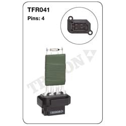 1 x Heater Fan Resistor (Tridon) | TFR041