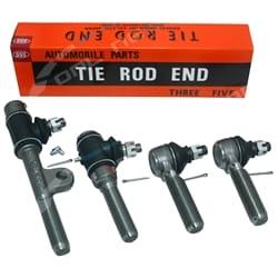 555 Japan 4pc Steering Tie Rod Relay End Kit Landcrusier VDJ76 VDJ78 VDJ79 V8
