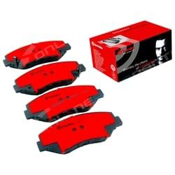 Disc Brake Pad Set (Front) Brembo | P28035